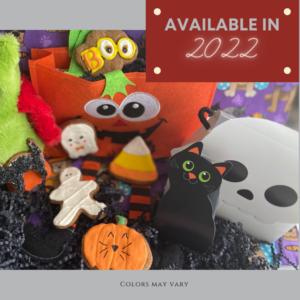 2021 - Halloween Treat Box - Available 2022