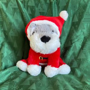 Santa Dog 2020