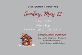 Girl Scout Troop 702